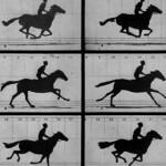 1º filme de sempre: Cavalo em Movimento