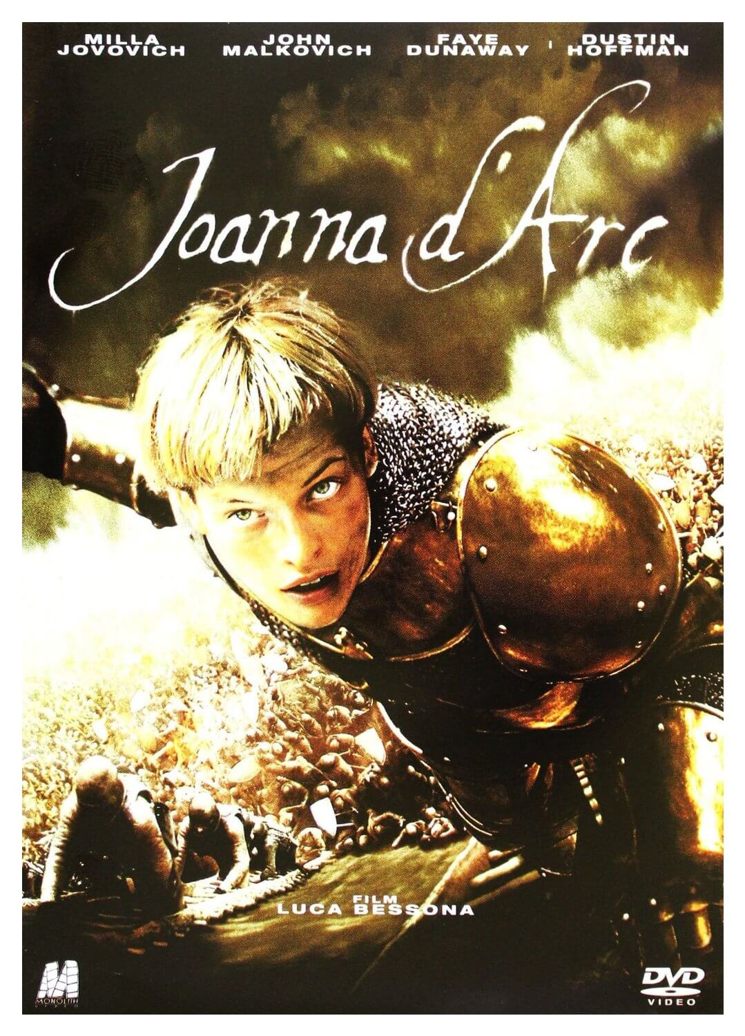 joan darc dvd