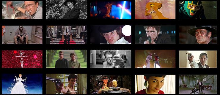 120 anos de cinema