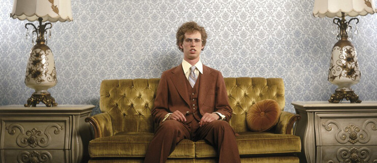 NAPOLEON DYNAMITE, Jon Heder, 2004, (c) Fox Searchlight/courtesy Everett Collection