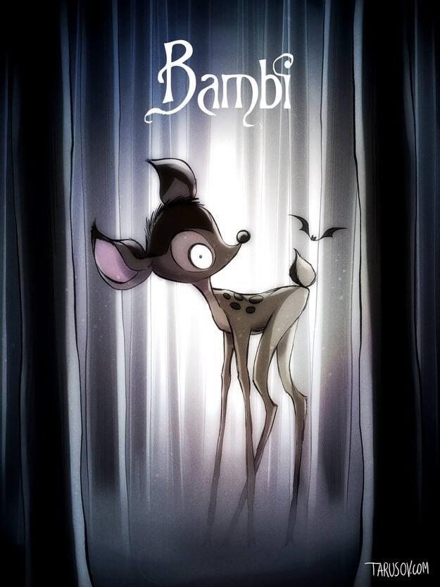tim-burton-bambi