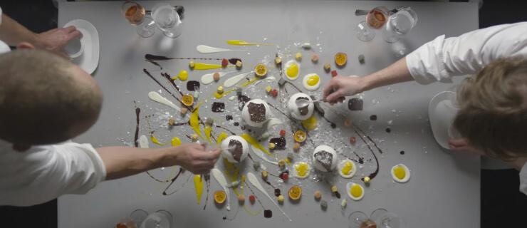 documentários sobre gastronomia