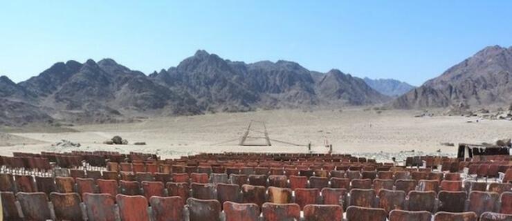 Conheça a sala de cinema no Egipto que nunca exibiu um filme