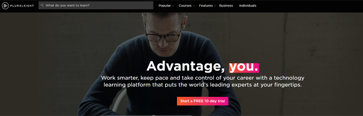 pluralsight-cursos-cinema