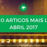 Top 10 de Artigos mais lidos no Mundo de Cinema em Abril 2017
