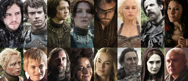15 Detalhes Sobre O Elenco De Game Of Thrones Durante As Gravacoes